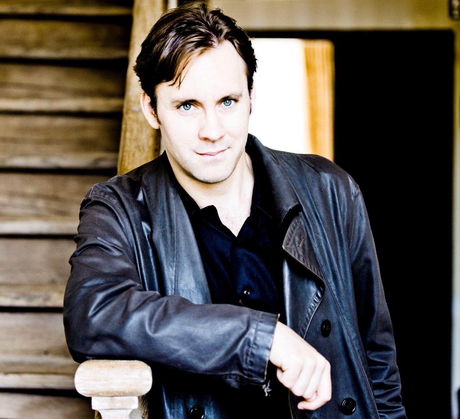 Der Pianist Florian Uhlig