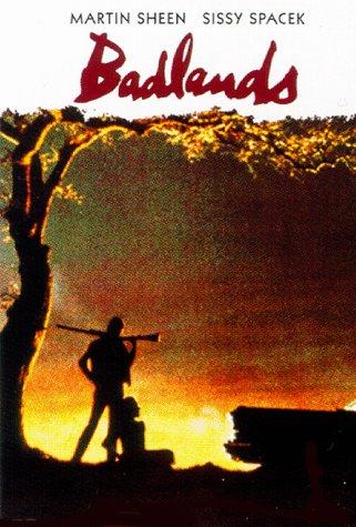 """Plakat des Films """"Badlands"""""""